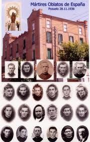 martiri di Spagna