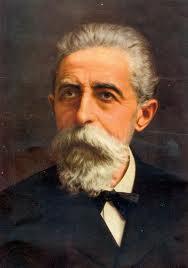 il Beato Giuseppe Toniolo. Nel 1896 aveva scritto un libro sulla crisi economica, dal quale si evince che le cause della crisi di allora sono le stesse di oggi