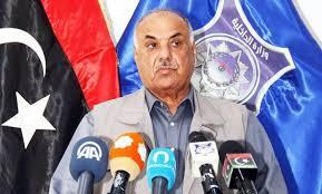 Salah Mazek, Ministro degli Interni del Governo libico